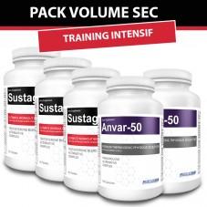 Pack volume sec