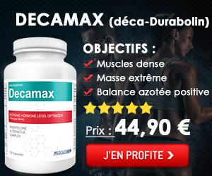 Deca-Durabolin (Nandrolone) : effets, cure et dosage