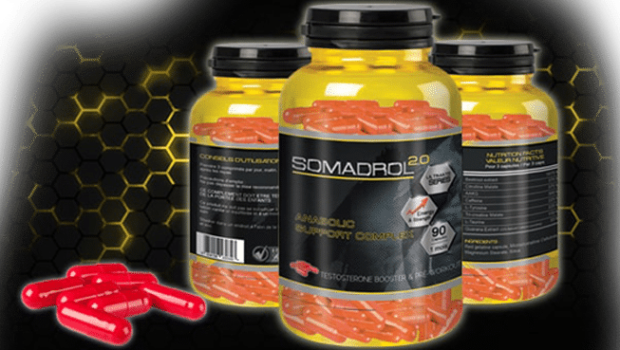 Somadrol, stéroïde anabolisant légal : avis et effets