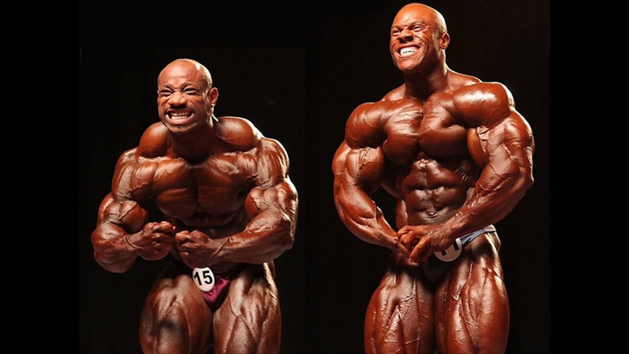 Steroides en compétition